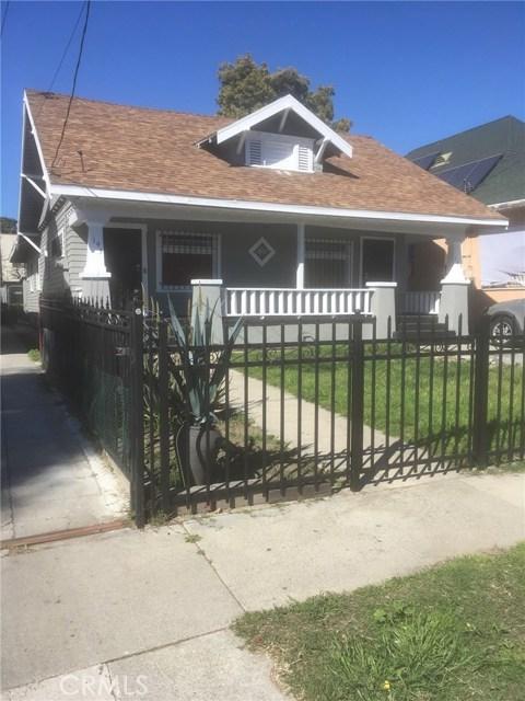 193 W 41 Street W, Los Angeles, CA 90037