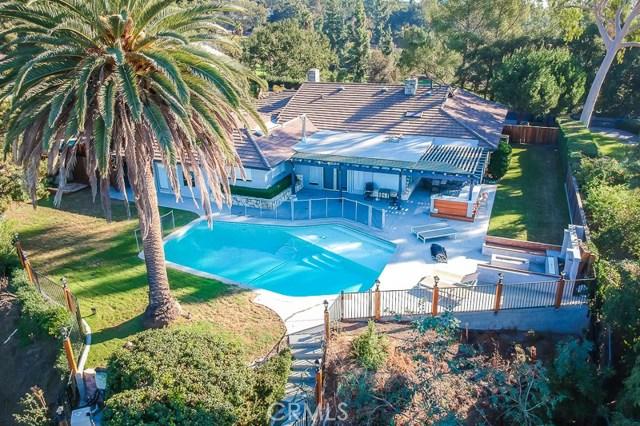 1105 Mesita Road, Pasadena, CA 91107