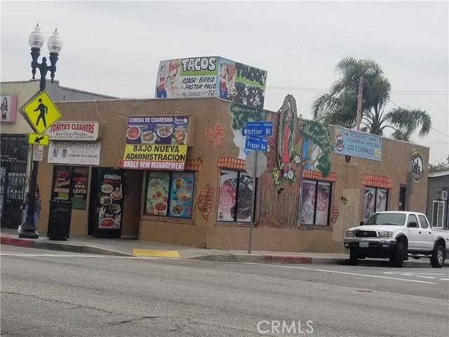 5000 Whittier Bl, East Los Angeles, CA 90022