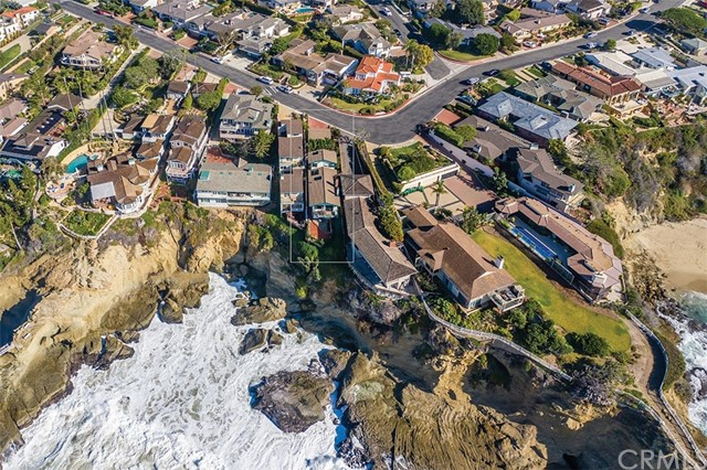 THIS THREE ARCH BAY OCEANFRONT HOME WAS LAST ON THE MARKET IN 1974. OVER THE YEARS THE SELLERS EXPANDED THE ORIGINAL HOUSE TO APPROXIMATELY 2692 SQUARE FEET. ENCOMPASSING THREE BEDROOMS AND THREE BATHS.ENJOY THE BEAUTIFUL VIEW DECK OFF THE LIVING ROOM AND THE VIEW PATIO OFF THE MASTER BEDROOM WITH SPECTACULAR NORTH COAST VIEWS FROM BOTH. THREE ARCH BAY IS A PRIVATE GATE GUARDED COMMUNITY WITH STAIRS TO  THE BEACH, A CLUBHOUSE AREA,PLAYGROUND,BASKETBALL COURT, TWO TENNIS COURTS AND A LARGE PATIO AND LAWN