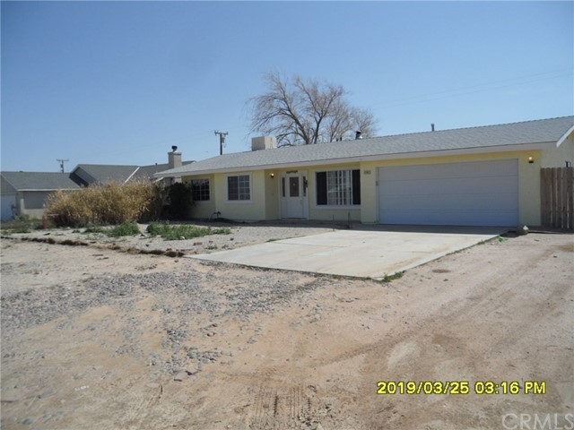 8760 Glade Avenue, California City, CA 93505