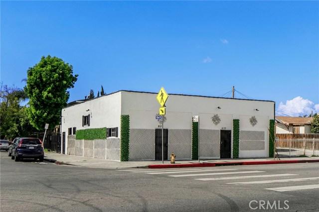 8129 S San Pedro Street, Los Angeles, CA 90003