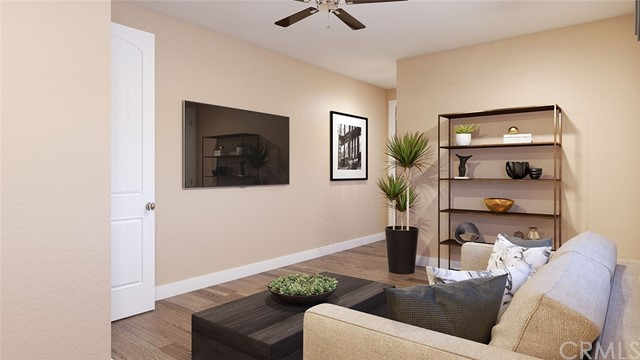 Virtual of Plan 1 Private Living