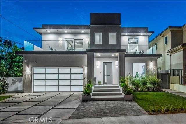 718 Sapphire Street, Redondo Beach, California 90277, 4 Bedrooms Bedrooms, ,4 BathroomsBathrooms,For Sale,Sapphire,SB20215154