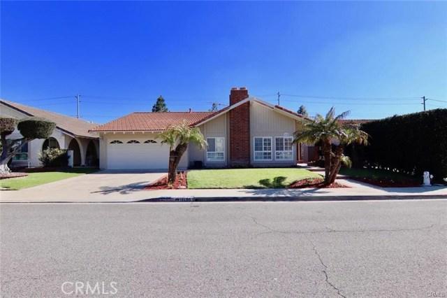 18196 Santa Adela Circle, Fountain Valley, CA 92708