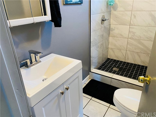 Remodeled Bathroom 3 upstairs