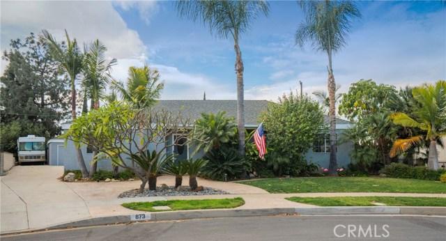 873 S Dumaine Avenue, San Dimas, CA 91773