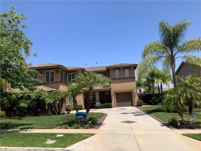 Photo of 1701 Via Sevilla Street, Corona, CA 92881