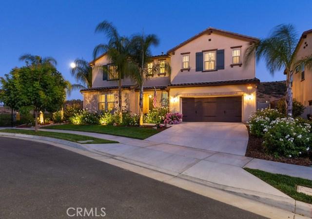11941  Flicker, Corona, California