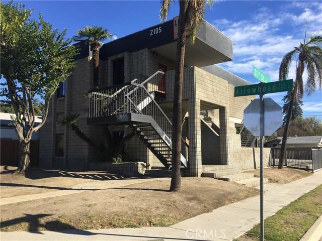 2105 N Arrowhead Avenue, San Bernardino, CA 92405