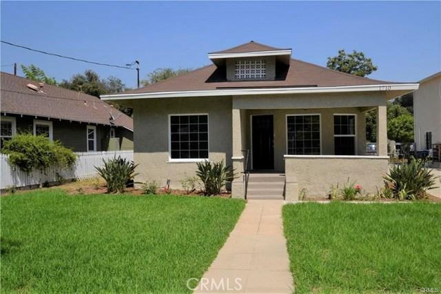 1710 N Summit Avenue, Pasadena, CA 91103