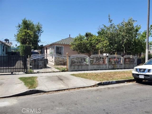 1642 W 62nd Street, Los Angeles, CA 90047