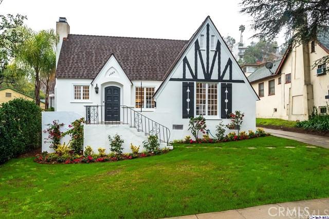 1260 Oakridge Drive, Glendale, CA 91205