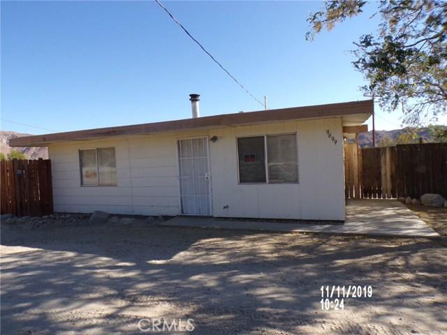 9699 Bella Vista Drive, Morongo Valley, CA 92256