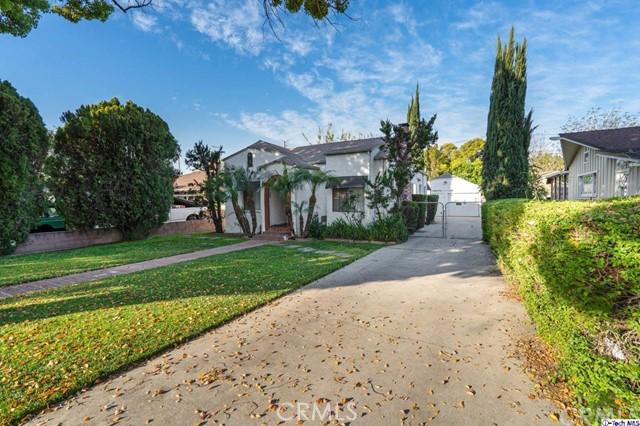 321 N Lomita Street, Burbank, CA 91506