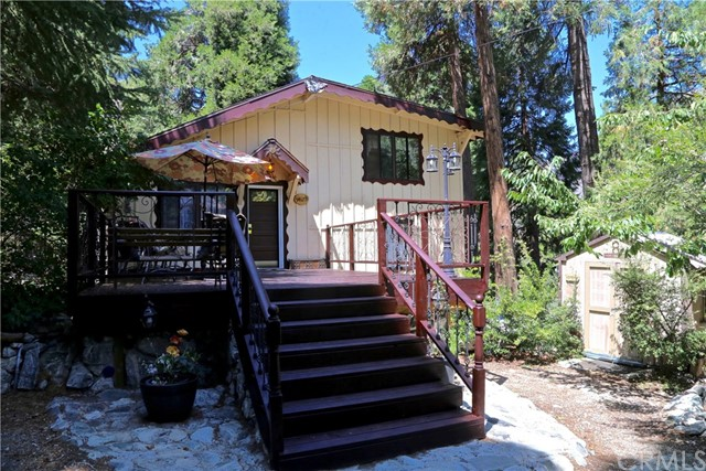 9412 Spring Drive, Forest Falls, CA 92339
