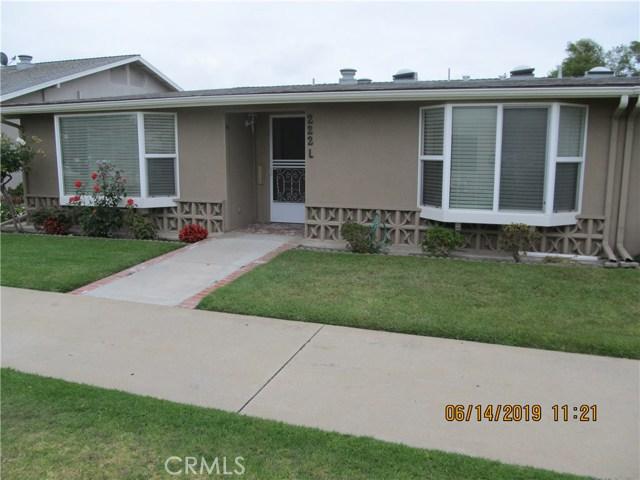 1100 Brookline Road 222L, Seal Beach, CA 90740