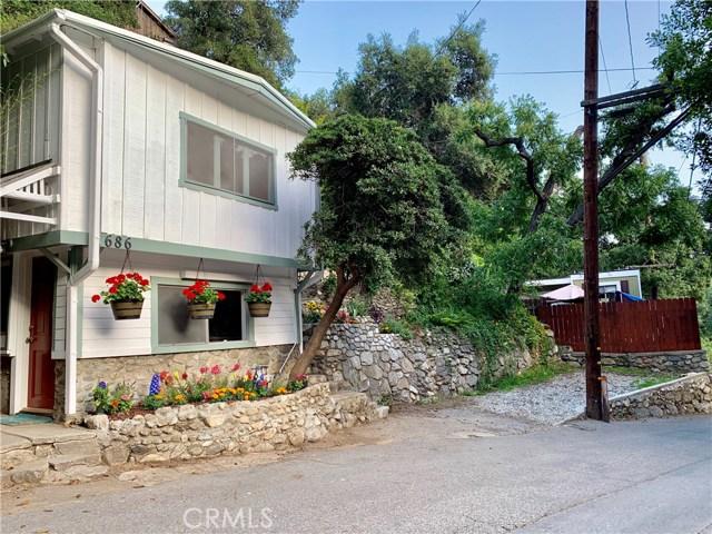 686 Woodland Drive, Sierra Madre, CA 91024