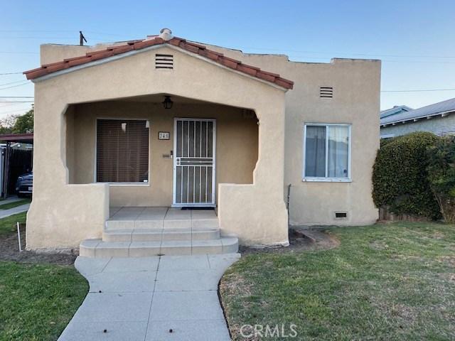 245 E Bort Street, Long Beach, CA 90805