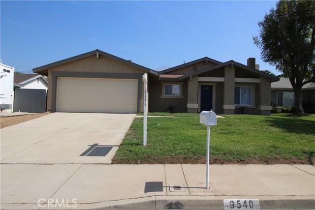 9540 Effen Street, Rancho Cucamonga, CA 91730