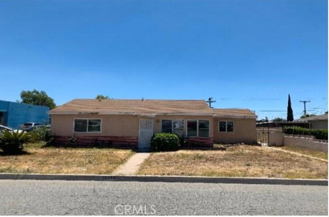 16483 Valley Boulevard, Fontana, CA 92335