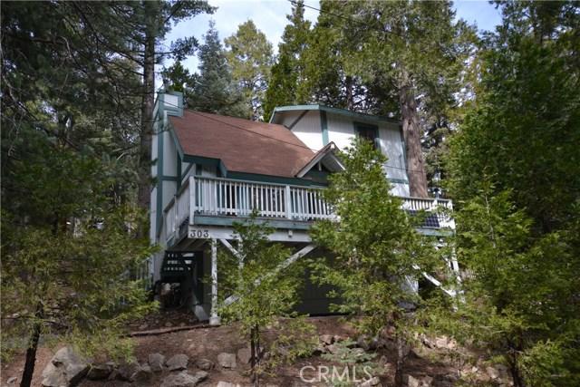 303 Cedarbrook Drive, Twin Peaks, CA 92391