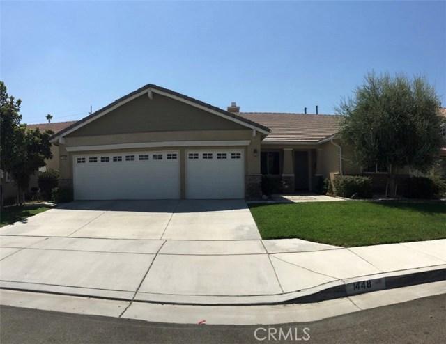 1448 Saddlebrook Way, San Jacinto, CA 92582