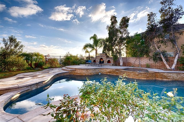 One of Yorba Linda Homes for Sale at 3953  Sage Ridge Drive, 92887