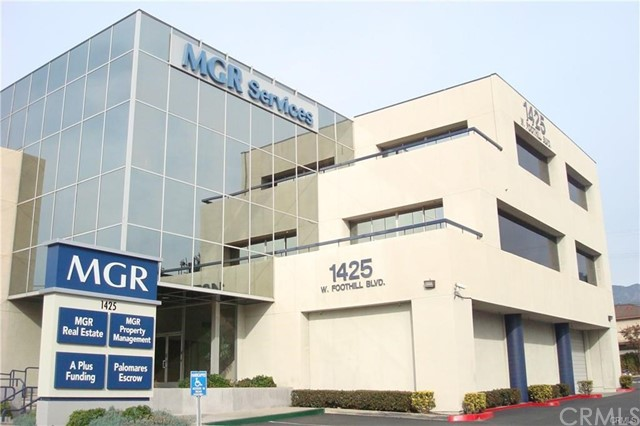 1425 W Foothill, Suite 240 Boulevard, Upland, CA 91786
