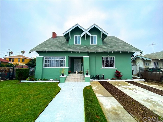 1302 W 40th Place, Los Angeles, CA 90037