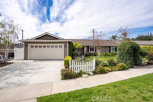 4541 Boeing Avenue, Yorba Linda, CA 92886