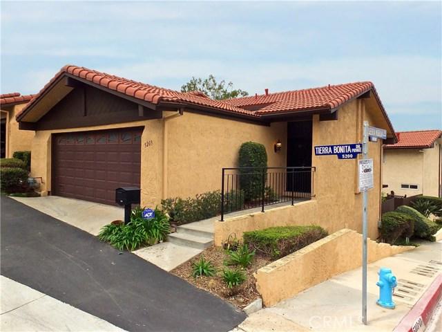 5203 Tierra Bonita Drive, Whittier, CA 90601