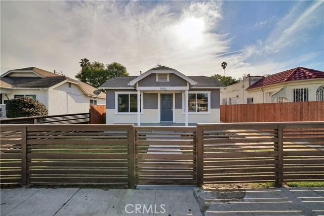 1654 W 65TH Street, Los Angeles, CA 90047