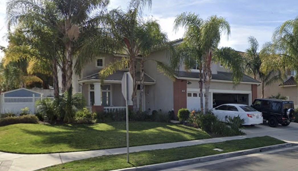 1098 Mountain Grove Lane, Corona, CA 92881