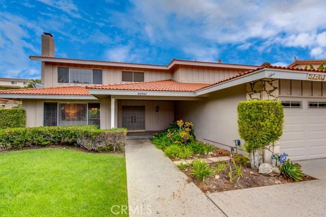 30745 Via La Cresta, Rancho Palos Verdes, California 90275, 5 Bedrooms Bedrooms, ,3 BathroomsBathrooms,Single family residence,For Sale,Via La Cresta,SB19167778