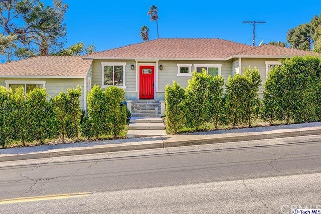 4881 Cheryl Avenue, Glendale, CA 91214