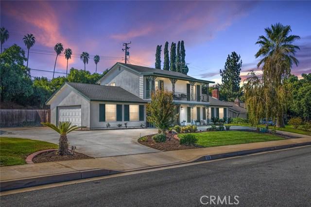 110 Sunridge Wy, Redlands, CA 92373 Photo