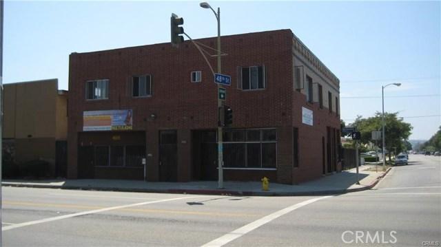 4801 S Normandie Avenue, Los Angeles, CA 90037