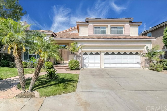 853 S Bramble Way, Anaheim Hills, CA 92808