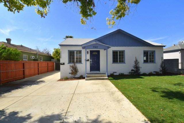 7307 Ensign Avenue, Sun Valley, CA 91352