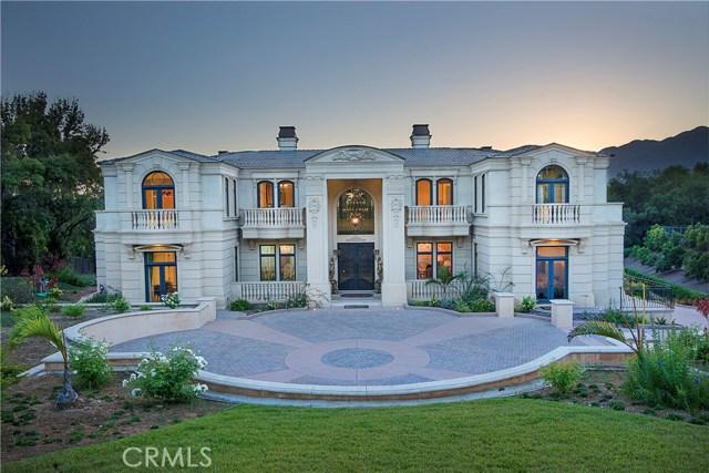 165 Circle Drive, Bradbury, CA 91008