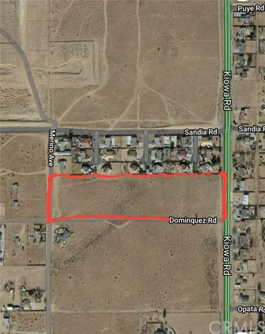 0 Kiowa Road, Apple Valley, CA 92308