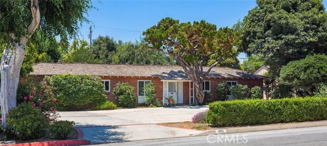 483 S Michillinda Avenue, Pasadena, CA 91107