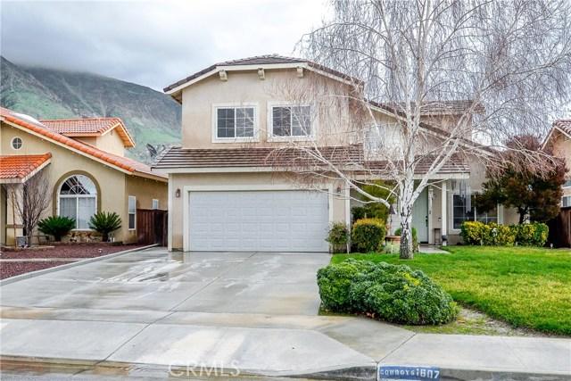 1607 Western Village Drive, San Jacinto, CA 92583