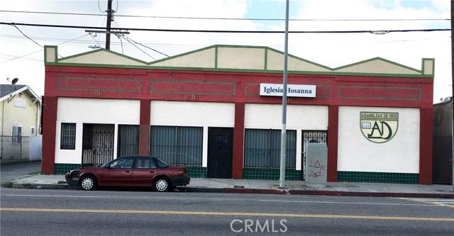 5213 S Hoover Street, Los Angeles, CA 90037