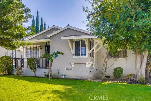 1702 W 107th Street, Los Angeles, CA 90047