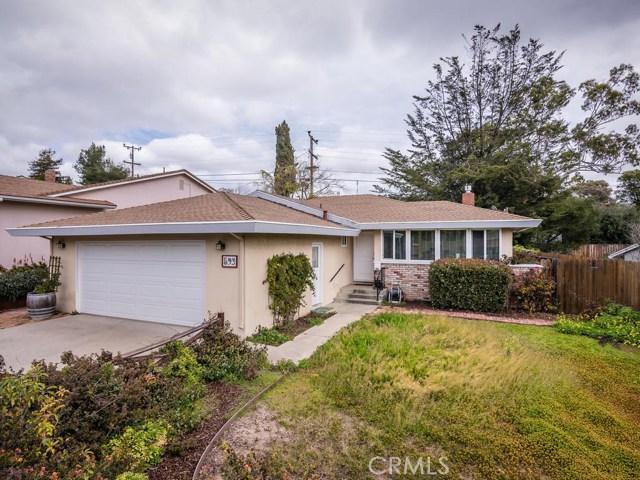 593  Cuesta Drive, San Luis Obispo, California
