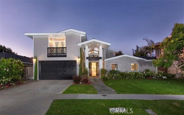 1106 Nottingham Road | Harbor Highlands II (HH02) | Newport Beach CA