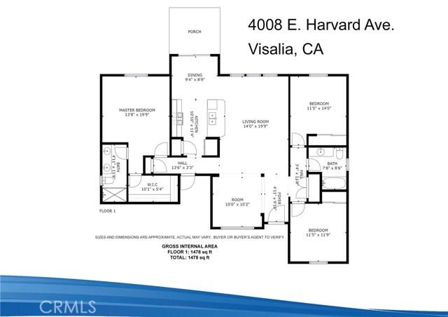 4008 E Harvard Av, Visalia, CA 93292 Photo 18