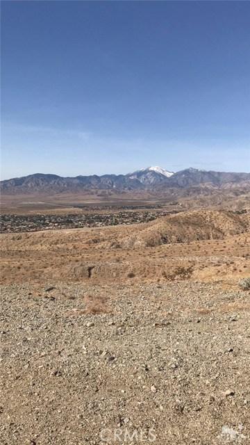 0 SKYLINE, Desert Hot Springs, CA 92240